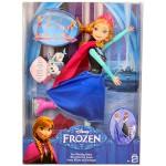 Disney Hercegnők Jégvarázs korcsolyázó Anna baba