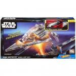Hot Wheels Star Wars autóhajók játékszett - pálya