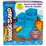 Kinetic Sand - építkezés homokgyurma készlet