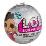LOL Surprise baba S2- Bling Dolls csillogó babák ruhával