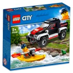 LEGO City: Kajakos kaland 60240