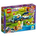 LEGO Friends: Stephanie dzsipje 41364