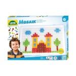 LENA: Mosaik Pötyi kreatív szett 10mm 200db-os