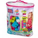 Mega Bloks óriás lányos építőcsomag - 80 db-os