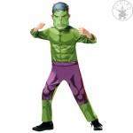 Hulk jelmez maszkkal M-es méret - Rubies