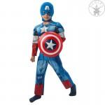 Amerika Kapitány párnázott jelmez L-es méret - Rubies