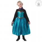 Jégvarázs Elsa koronázási ruhája jelmez 3-4 évesnek - Rubies