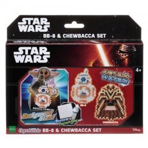 Aqua Beads: Star Wars BB-8 & Chewbacca szett