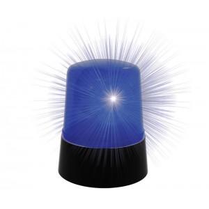 Elemes Party/Disco fény - Kék
