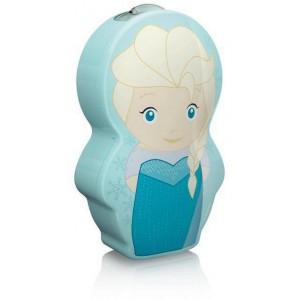 Disney Jégvarázs Elsa LED elemlámpa - Philips