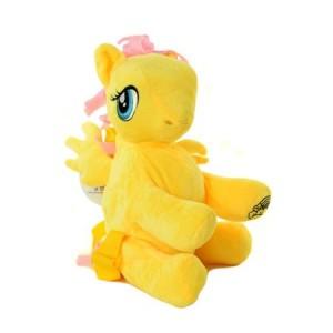 Én Kicsi Pónim plüss hátizsák - Fluttershy