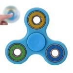 Fidget Spinner - kék színes
