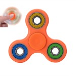 Fidget Spinner - narancs színes