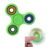 Fidget Spinner - zöld színes