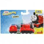 Thomas Adventures nagyméretű mozdony - James