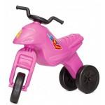 Super bike rózsaszín kismotor - maxi - D-Toys