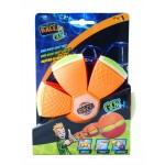 Phlat Ball: sötétben világító labda - narancs és piros