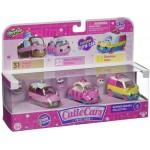 Shopkins Cukikocsi 3 db-os szett - Bumper Bakery kollekció