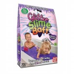 Glitter Slime Baff csillámos fürdőzselé 150 g - Lila