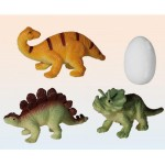 Vízben növekvő dinoszaurusz tojás