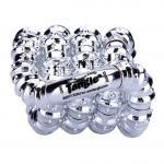 Zuru Tangle Metallic - Csillogó ezüst