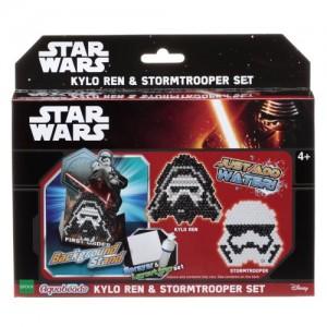 Aqua Beads: Star Wars Kylo Ren és Stormtrooper készítő szett