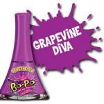 Bo-Po 1 darabos körömlakk - Grapevine Diva