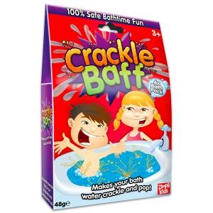 Crackle Baff pattogó fürdőpor, 48g