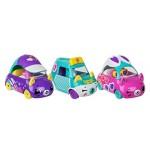 Shopkins Cukikocsi S2 3 db-os szett - Speedy style kollekció