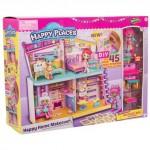 Shopkins Happy Places - Édes otthon játékszett