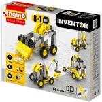 Engino 8 az 1-ben munkagépek építőjáték