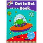 Galt Pontösszekötő-színező könyv