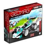 Geomag Wheels Team Nitro 25 darabos szett - világoskék