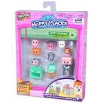 Shopkins Happy Places - Kitty Kitchen Dekoráló szett