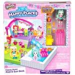 Shopkins Happy Places S2 medencés játékszett