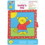 Galt Nagy textilkönyv - Maci egy napja