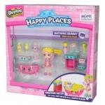 Shopkins Happy Places - Köszöntő szett