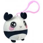 Squeezamals kulcstartó - állatos plüssök - Pip panda