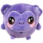 Squeezamals állatos plüssfigura 9 cm-es - Mia majom