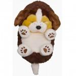 Szundikölykök - Beagle plüss 30 cm