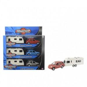 Teamsterz lakókocsi autó