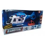 Teamsterz Light & Sound - Világító és hangot adó helikopter