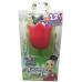Flower Surprise - Meglepi virágbaba - narancs-piros virág