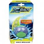 X-Shot: Hullámtörő, vízen pattogó labda