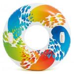 Óriás kapaszkodós úszógumi - 122 cm, Intex