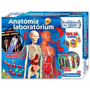 Anatómia laboratórium társasjáték
