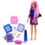 Barbie: Színes meglepetés - Színezhető hajú Barbie