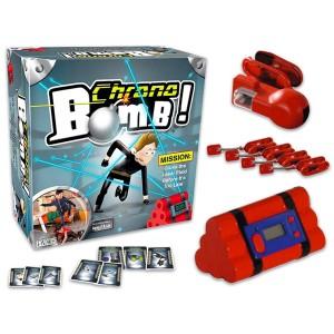 Chrono Bomb - Mentsd meg a világot! társasjáték - jatekker.hu játék webáruház