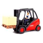 Dickie - Cargo villás targonca - 19 cm