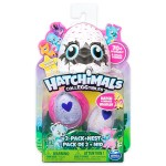 Hatchimals Collegtibles: 2 darabos meglepetés csomag fészekkel